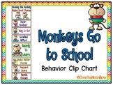 Monkeys Go to School | Behavior Clip Chart