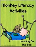 Literacy Activities and Book - Five Little Monkeys Jumping on the Bed