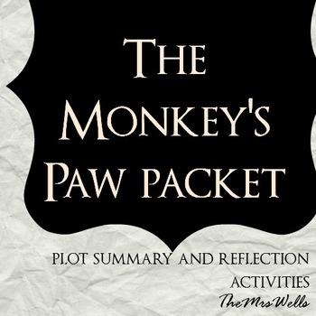 Monkey's Paw Worksheets