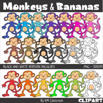 Monkeys and Bananas Bundle