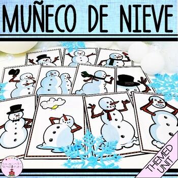 Mono de Nieve
