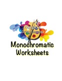 Monochromatic Worksheets