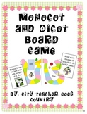 Monocot and Dicot Board Game