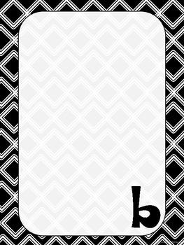 "Monogrammed ""B"" Stationary"