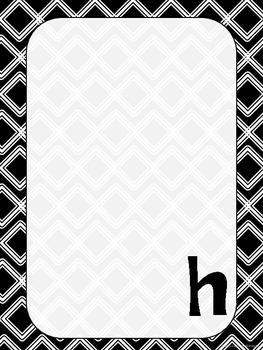 "Monogrammed ""H"" Stationary"