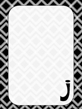 "Monogrammed ""J"" Stationary"