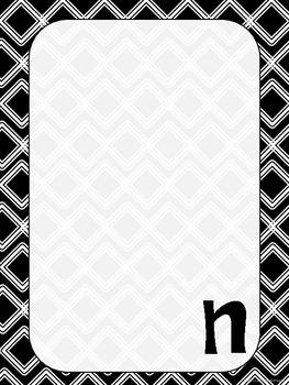 "Monogrammed ""N"" Stationary"