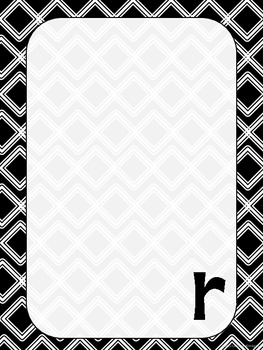 "Monogrammed ""R"" Stationary"