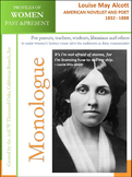 Women History - Louisa May Alcott (1832-1888)