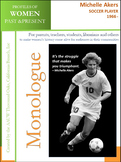 Women History - Michelle Akers (1966-)