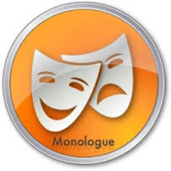 Monologue Packet for Drama Class:  Tracking, Guiding, and Assessing Monologues!