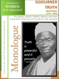 Women History - Sojourner Truth, Abolitionist (1797 – 1883)