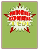 Monomial Exponents Test