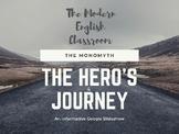 Monomyth and The Hero's Journey Lesson