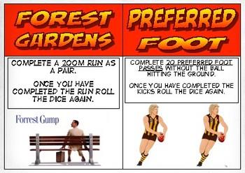 Monopoly AFL (Australian Rules Football) Board Game