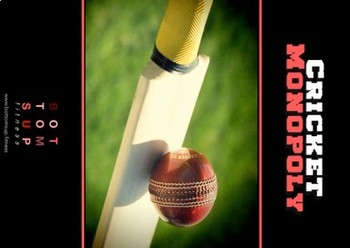 Monopoly Cricket