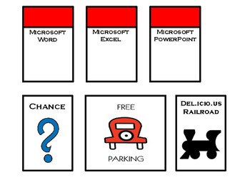 graphic about Printable Monopoly Board named Monopoly Recreation Board Worksheets Academics Spend Lecturers