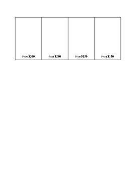 Monopoly - SchoolOpoly Blank Template Free