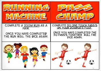 Monopoly Soccer (Football)