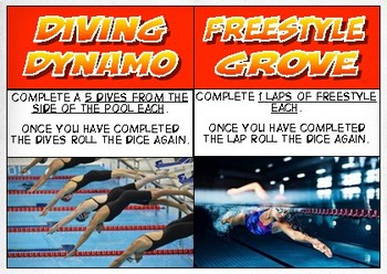 Monopoly Swimming