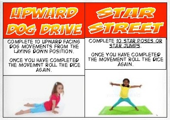 Monopoly Yoga Board Game
