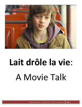 Monoprix - Movie Talk