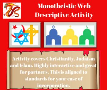 Monotheism Web Descriptive Activity