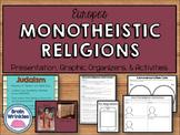 Europe's Religions: Judaism, Christianity, & Islam (SS6G10)