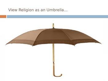 Monotheistic Religions Power Point