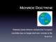 Monroe Doctrine - Political Cartoon Examples