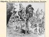 Monroe Doctrine Activity Guide