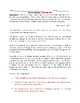 Monroe Doctrine Primary Source Adapted Worksheet and Answer Key