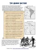 Monroe Doctrine Primary Source Analysis