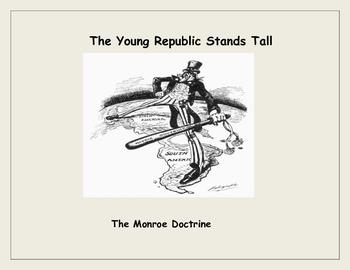Monroe Doctrine and Latin American Republics