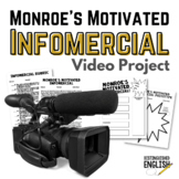 Monroe's Motivated Sequence Infomercial Video Project