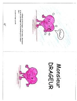 Monsieur Drageur Graded Reader Set