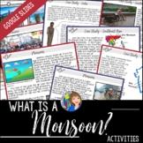 Monsoons for Distance Learning or Google Slides