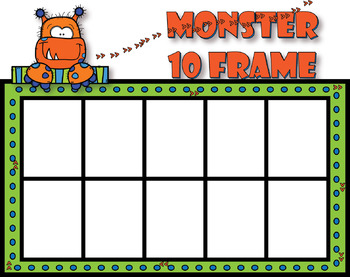 Monster 10 Frames
