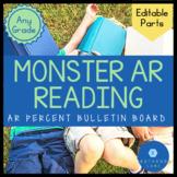 Monster Reader AR Goal Tracker (Editable Name Cards)