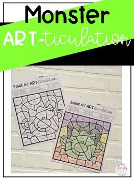 Monster ART-ticulation
