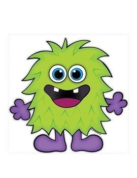 Halloween Activities & Monster Activities for Preschool and Kindergarten