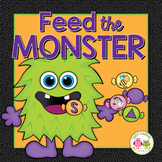 Monster Themed Letter Recognition Activities   Beginning Sounds   Rhyming   PK K
