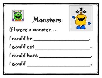 Monster Activity