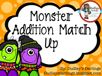 Monster Addition Match Up