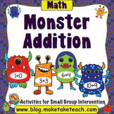 Addition - Monster Addition