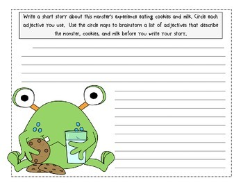 Monster Adjective Hunt