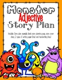 Monster Adjective Writing