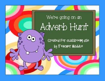 Monster Adverb Hunt