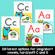 Monster Theme Classroom Decor Alphabet ABC Posters