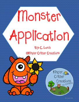 Monster Application